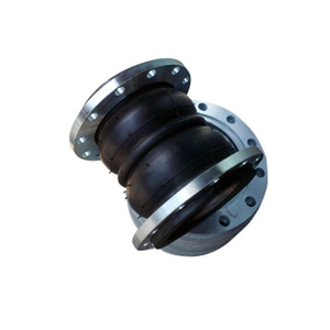 Double-sphere Rubber Expansion Joint NBR Rubber Seal