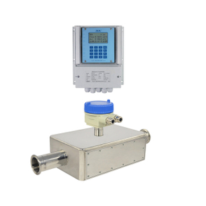High Accuracy Measurement Wall Mounted Ultrasonic Flowmeter
