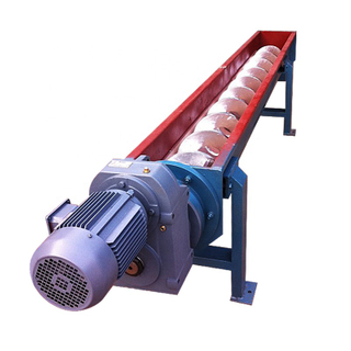 Screw Conveyor Machine for Cement