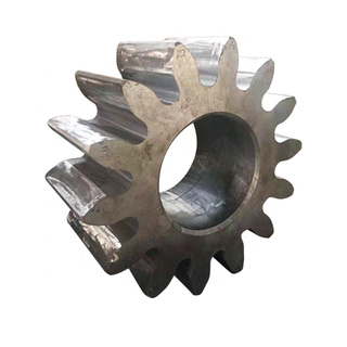 Custom Steel Module Spur Gear Wheel