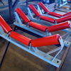 Conveyor Belt Plastic Through Guide Roller