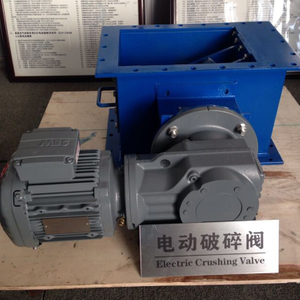 Electric Crushing Valve
