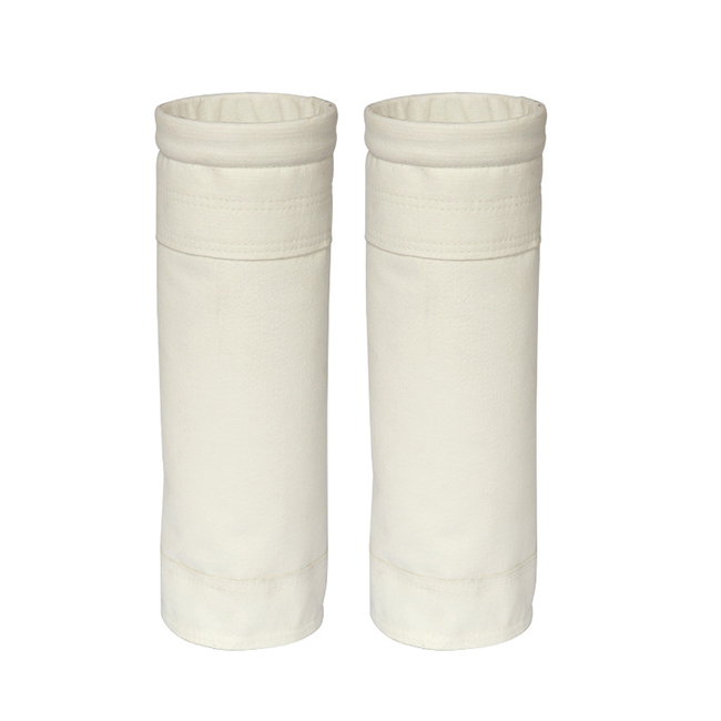 Anti-static And Easy-to-clean Dust Collection Filter Bag for Cement Factory