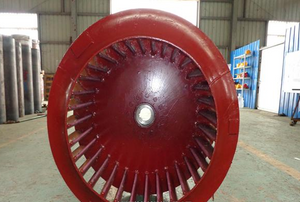 Scattered Machine Rotor