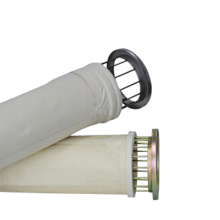 Filter Bag With Stainless Steel Frame