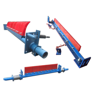 Conveyor Return Belt Cleaner