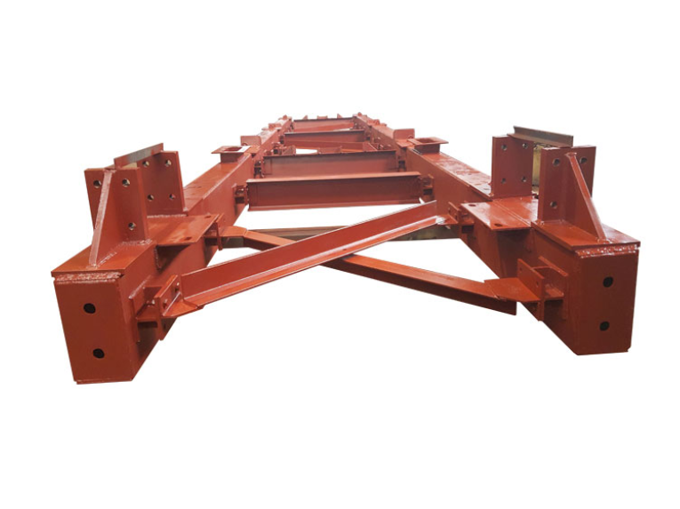 Clinker Cooler Grate Cooler Accessories Striker Plate/guide Wheel/chain/movable Frame in Cement Plant